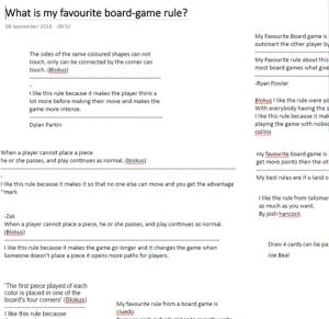 board-game-rule