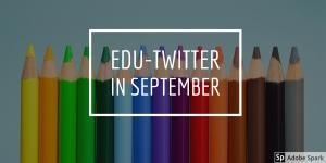 September Twitter Moment Copy